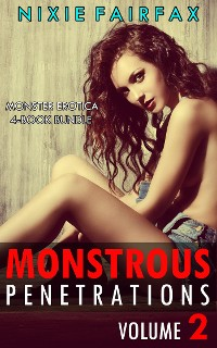 Cover Monstrous Penetrations Volume 2 (Monster Erotica 4-Book Bundle)