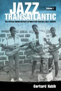 Cover Jazz Transatlantic, Volume I