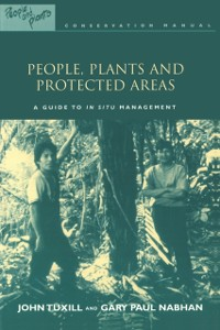 Cover People, Plants and Protected Areas
