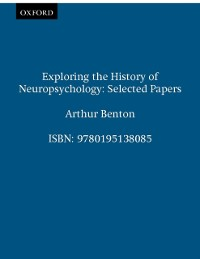 Cover Exploring the History of Neuropsychology