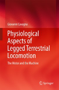 Cover Physiological Aspects of Legged Terrestrial Locomotion