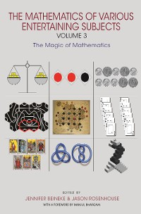 Cover The Mathematics of Various Entertaining Subjects
