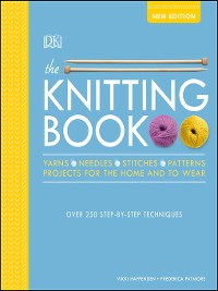 Cover The Knitting Book