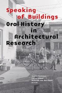 Cover Speaking of Buildings