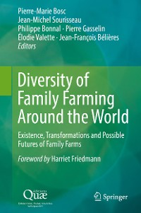 Cover Diversity of Family Farming Around the World