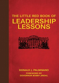 Cover Little Red Book of Leadership Lessons