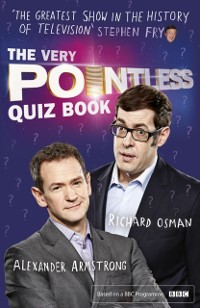 Cover Very Pointless Quiz Book