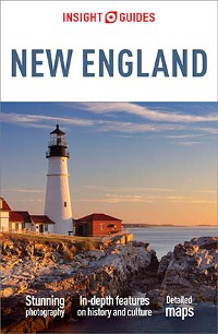 Cover Insight Guides New England