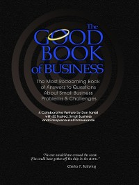 Cover The Good Book of Business