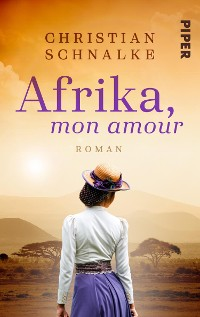 Cover Afrika, mon amour