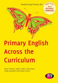 Cover Primary English Across the Curriculum