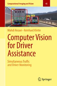 Cover Computer Vision for Driver Assistance