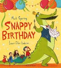 Cover Snappy Birthday