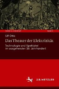 Cover Das Theater der Elektrizität