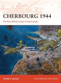 Cover Cherbourg 1944