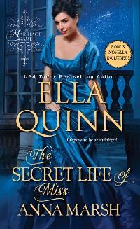 Cover The Secret Life of Miss Anna Marsh