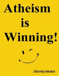 Cover Atheism Is Winning!