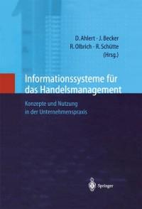 Cover Informationssysteme fur das Handelsmanagement