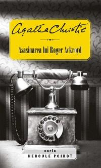 Cover Asasinarea lui Roger Ackroyd
