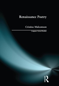 Cover Renaissance Poetry