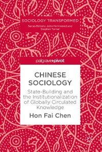 Cover Chinese Sociology