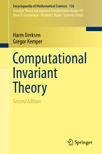 Cover Computational Invariant Theory