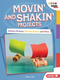 Cover Movin' and Shakin' Projects