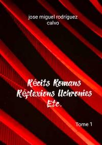 Cover Récits romans réflexions uchronies etc.
