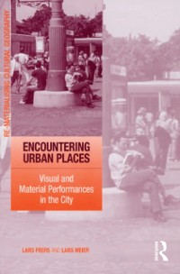 Cover Encountering Urban Places