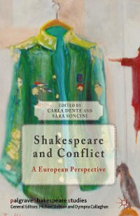 Cover Shakespeare and Conflict