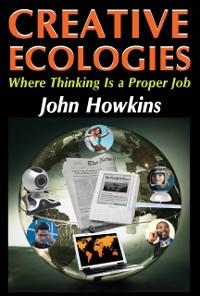 Cover Creative Ecologies