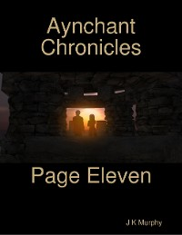 Cover Aynchant Chronicles. Page Eleven