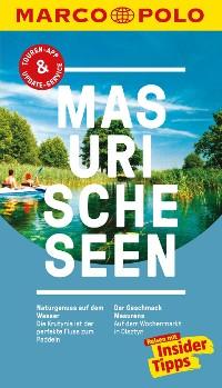 Cover MARCO POLO Reiseführer Masurische Seen