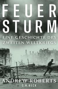 Cover Feuersturm