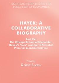 Cover Hayek: A Collaborative Biography