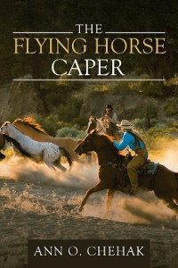 Cover The Flying Horse Caper