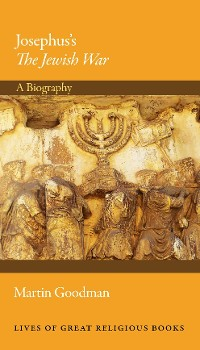 Cover Josephus's The Jewish War