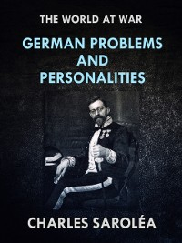 Cover German Problems and Personalities