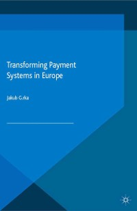 Cover Transforming Payment Systems in Europe