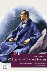Cover Memoirs of Sherlock Holmes (English + French Interactive Version)