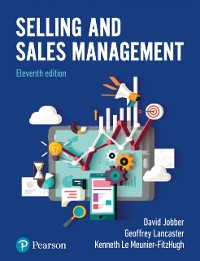 Cover Selling and Sales Management ePub eBook
