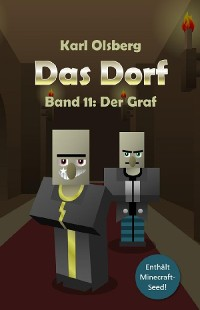 Cover Das Dorf Band 11: Der Graf