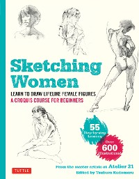 Cover Sketching Women