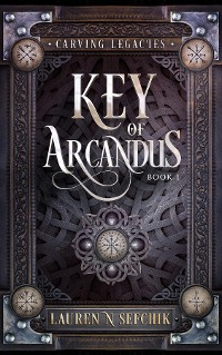 Cover Key of Arcandus
