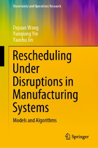 Cover Rescheduling Under Disruptions in Manufacturing Systems
