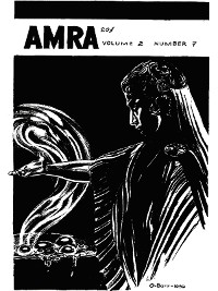 Cover Amra, Vol 2, No 7 (November, 1959)