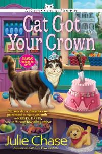 Cover Cat Got Your Crown