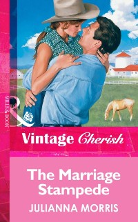 Cover Marriage Stampede (Mills & Boon Vintage Cherish)