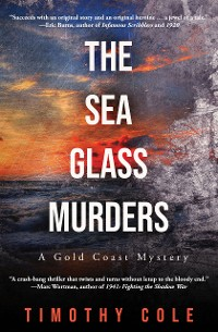 Cover The Sea Glass Murders