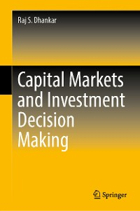 Cover Capital Markets and Investment Decision Making
